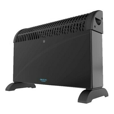 Radiador Cecotec Ready Warm 6500 Turbo Convection 2200W Negro