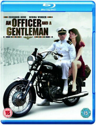 An Officer And A Gentleman (Richard Gere) Blu Ray New & Sealed