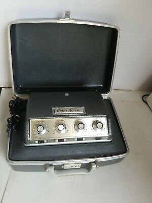vintage RelaxAcizor Deluxe Model Weight loss machine, Muscle stimulator