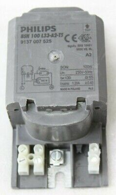 Philips Operating device Ballast BSN 100 L33-A2-TS 9137 007 525 NEW