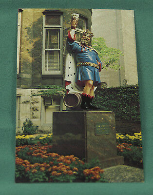 VTG Pabst Blue Ribbon Brewery King Gambrinus Statue Milwaukee Wisconsin