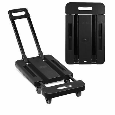 Heavy Duty 440 LBS Capacity Collapsible Hand Push Cart Or Truck Dolly