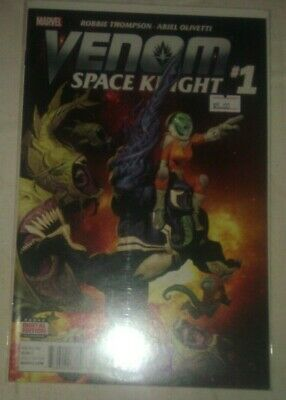 Venom Space Knight #1 NM Marvel Comics