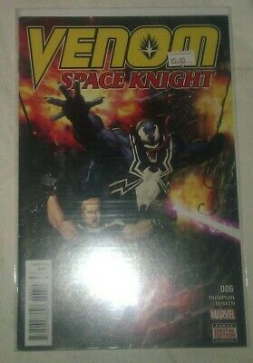 Venom Space Knight #6 NM Marvel Comics