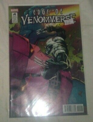 Edge of Venomverse #4 NM Marvel Comics Venom