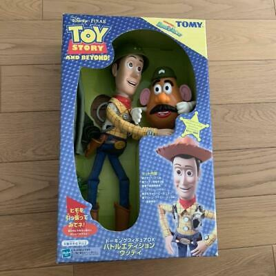 Toy Story Talking Figure Dx Battle Edition Woody