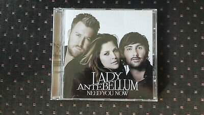 CD Lady Antebellum - Need You Now (Zustand Sehr Gut)
