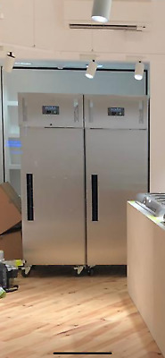 Polar Upright Freezer - 600 Litres - Single Door.  (TWO AVAILABLE)