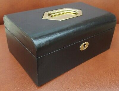 Antique Jewellery Box with removeable tray - possibly early 1900s
