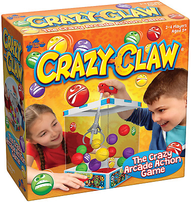 Drumond Park Crazy Claw Children Action Board Game | Family Board Games for Kids