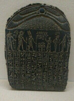 RARE ANCIENT EGYPTIAN ANTIQUE BOOK DEAD Stella 1458-1253 BC