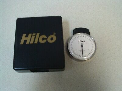 Hilco Lens Clock with Padded Storage Case 20-031