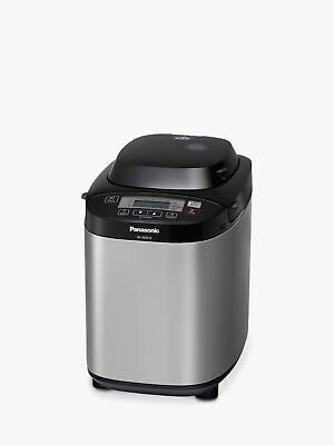 Panasonic SD-ZB2512KXC Bread Maker Stainless Steel !!