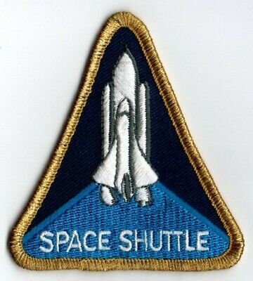 Collection Of 8 Nasa Patches From The Space Shuttle Programs