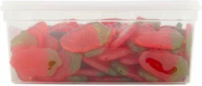 Haribo Giant Strawberry Strawbs Sweets Candy Bags Party Favours Pick N Mix Kids