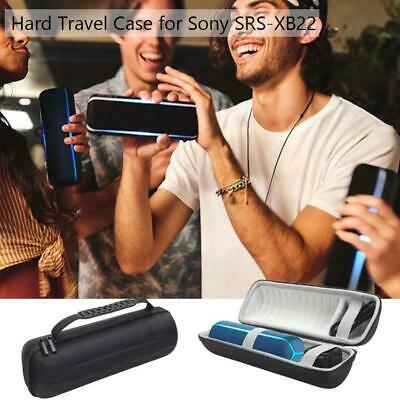 Shockproof Hard Portable Case Box for Sony SRS-XB22 Extra Bass Bluetooth Speaker