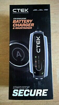CTEK CT5 Start/Stop Battery Charger & Maintainer