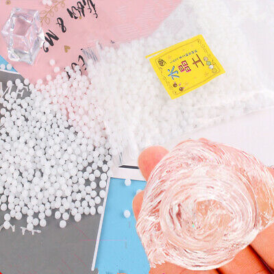 Molding Granular Plasticine Reusable Heating Softened Squeezed Various Shapes