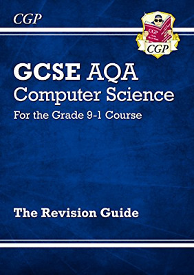 GCSE Computer Science AQA Revision Guide - for the Grade 9-1 Course CGP GCSE 9-1