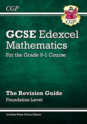 GCSE Maths Edexcel Revision Guide: Foundation - for the Grade 9-1 Course with