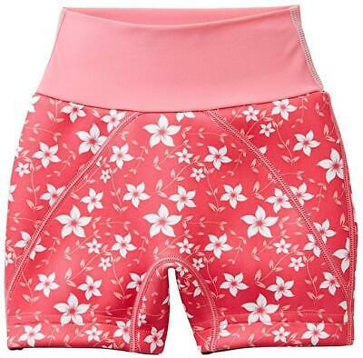 Splash About Girls 'Toddler Jammers 3 - 4 anni, Pink Blossom