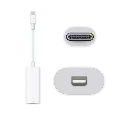 Thunderbolt 3 to Thunderbolt 2 Female Adapter for 2016 2017 2018 Macbook Display