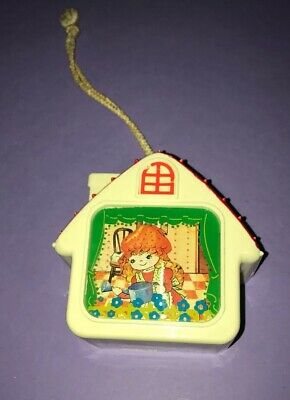 Vintage Wind Up Musical Baby Toy