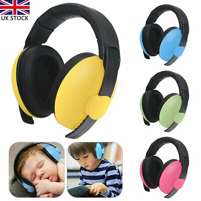 Kids Child Baby Ear Defenders Children Muffs Noise Reduction Newborn Protectors