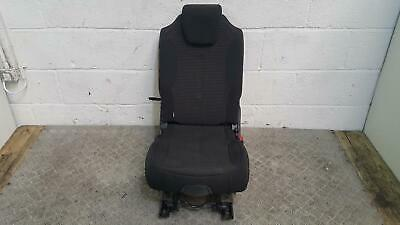 Citroen C4 Grand Picasso Mk1 2nd Row Centre Cloth Rear Seat