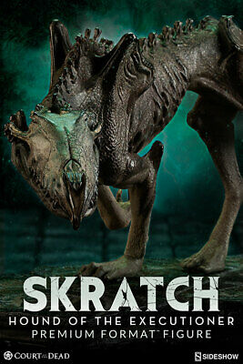 Skratch Hound of the Executioner Premium Format Court of the Dead Sideshow