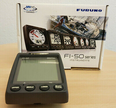 Furuno FI-503 digital NMEA 2000 Instrument Depth Speed Temp