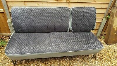 Astonishing T2 Vw Volkswagen Bench Seat Bay Window Split 43 00 Caraccident5 Cool Chair Designs And Ideas Caraccident5Info