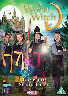 Worst Witch Complete Series 3 The (UK IMPORT) DVD [REGION 2] NEW