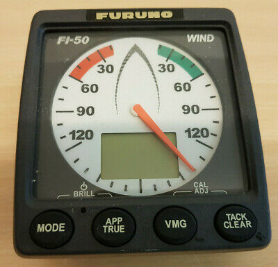 Furuno FI-501 NMEA 2000 digital Wind Angle & Speed Instrument