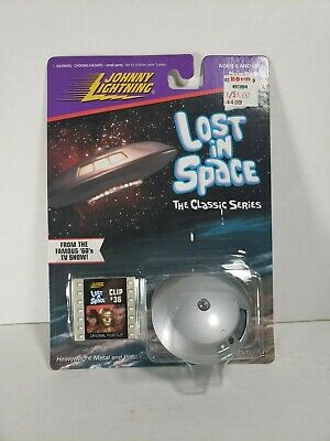1998 Johnny Lightning Lost In Space Classic series Jupiter 2