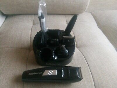 BaByliss Men - 10 in 1 All Over Grooming Kit  Used Good Condition