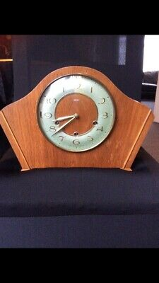 smiths westminster chime clock