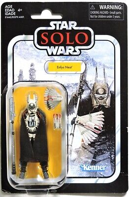 ESAR0818. Star Wars The Vintage Collection Solo ENFYS NEST Figure Hasbro (2018)