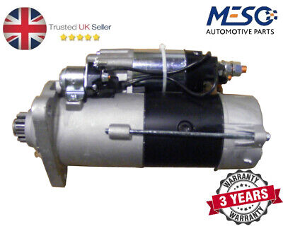 Brand New Starter Motor Fits For Mercedes-Benz Actros Mp4 / Mp5 2011 Onward