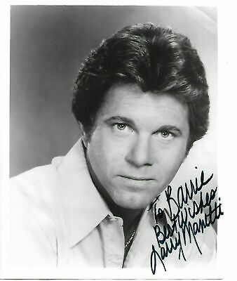 LARRY MANETTI - Magnum P.I., Hawaii Five - O etc  Signed 8 x 10