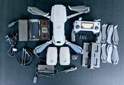 DJI Mavic 2 Pro with Fly More Package