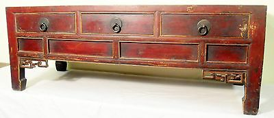 Antique Chinese Ming Cabinet (5160), Cypress Wood, Circa 1800-1849