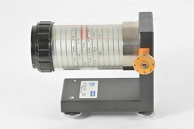 Hughes 45713H-1000 40 GHz - 60 ghz Waveguide Frequency Meter