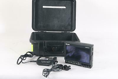 Marshall v-LCD70XP-HDIPT Portable Field Monitor W/ Pelican 1400 Case