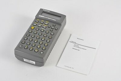 Tektronix SDA 601 Digital Analyzer