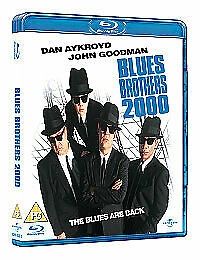 The Blues Brothers 2000 (Blu-ray, 2011) New & Sealed