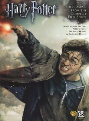 Noten Harry Potter Easy Piano complete Film series Alfred Warner 39075 Williams