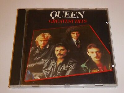 Queen - Greatest Hits 1 - CD ALBUM - EXC CONDIT Made In Holland The Very Best Of