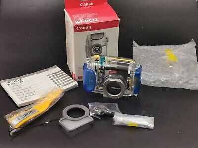 Canon WP-DC22 Waterproof Case camera