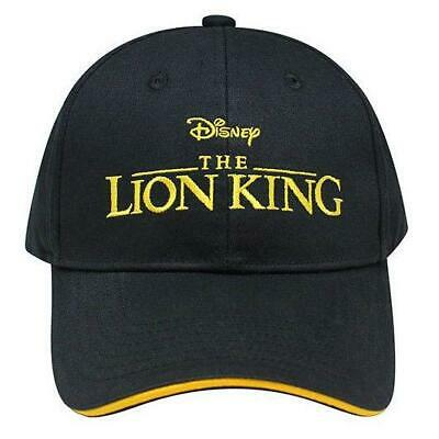 Mint Novelty Limited Goods The Lion King Original Cap Hat Movies Disney